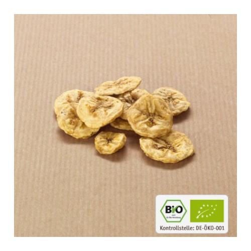 Knusprig gePÄXte Bananenscheiben 40g