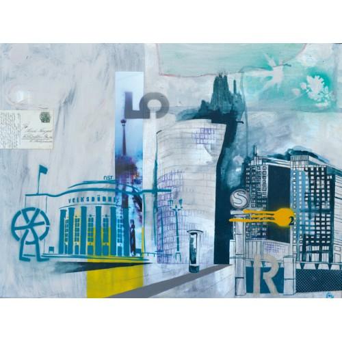 "Postkarte ""Potsdamer Platz"""