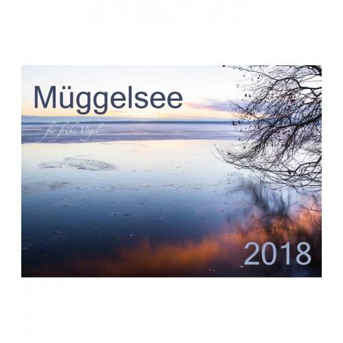 "Kalender ""Müggelsee für frühe Vögel 2018"""