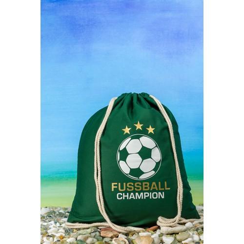 """Turnbeutel """"""""Fußball Champion"""""""
