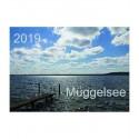 """Kalender """"Müggelsee für Lerchen"""" 2019"""